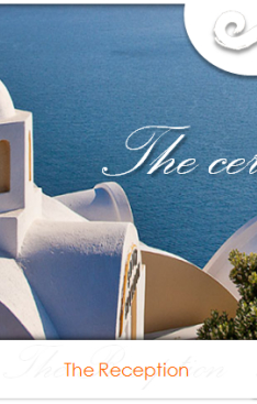 information santorini weddings ceremonies