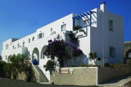 King Thiras Hotel Santorini | Fira | Water Blue Travel Agency