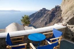 Vallas Apartments & Houses Santorini | Firostefani | Water Blue