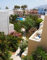 Albatros Hotel Santorini | Karterados | Water Blue Travel Agency