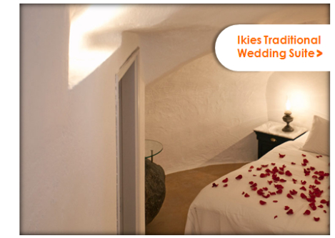 packages wedding offers santorini